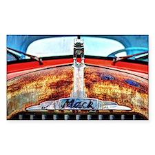 Mack Truck Decal