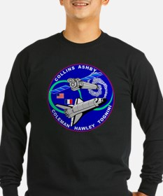 STS-93 Columbia T