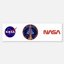 STS-95 Discovery Sticker (Bumper)