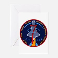 STS-95 Discovery Greeting Cards (Pk of 10)