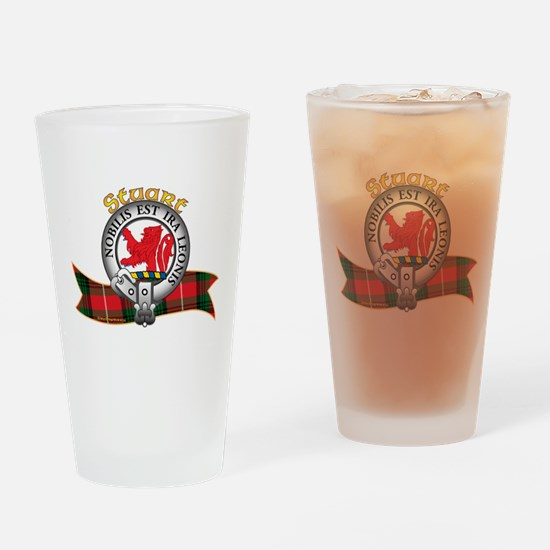 Stuart of Bute Drinking Glass