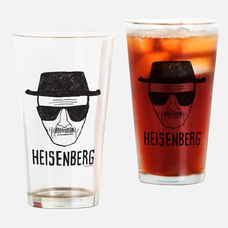 Heisenberg Drinking Glass