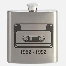Tape 1962 - 1992 Flask