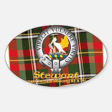 Stewart of Galloway Clan Decal