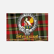 Stewart of Galloway Clan Magnets