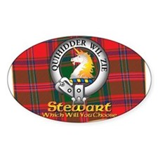 Stewart of Appin Clan Decal