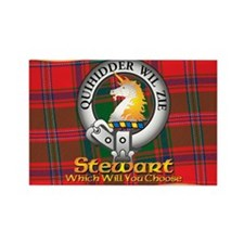 Stewart of Appin Clan Magnets