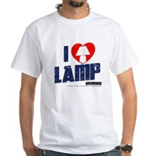 I Love Lamp Shirt