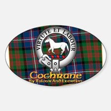 Cochrane Clan Decal