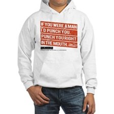 Punch You Jumper Hoody