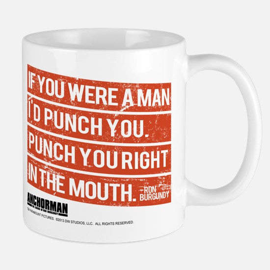 Punch You Mug
