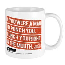 Punch You Small Mug