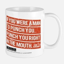 Punch You Small Small Mug