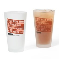 Punch You Drinking Glass