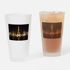 A Night In Paris Drinking Glass