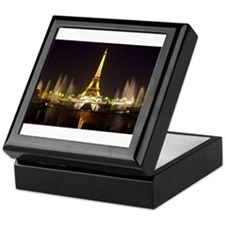 A Night In Paris Keepsake Box
