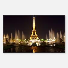 A Night In Paris Decal