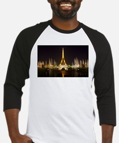 A Night In Paris Baseball Jersey