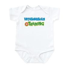Veterinarian in Training Infant Bodysuit