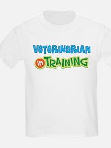 Veterinarian in Training T-Shirt