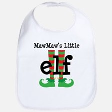 Mawmaw's Little Elf Bib