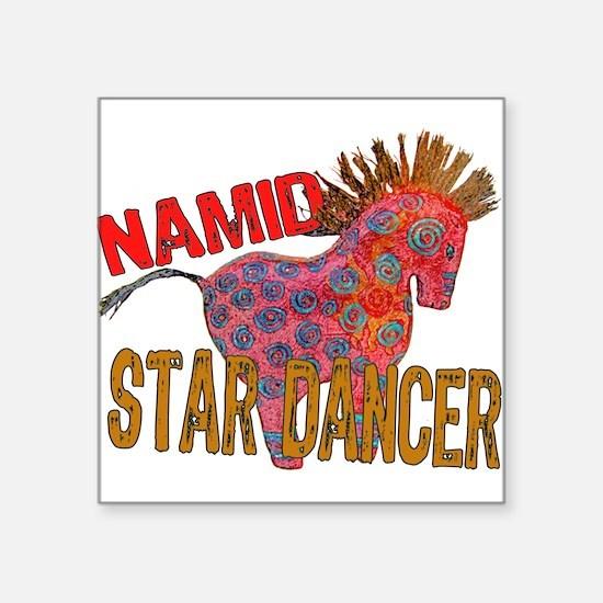 Totem Pony Namid the Star Dancer Sticker