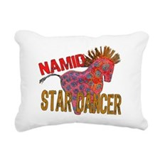 Totem Pony Namid the Star Dancer Rectangular Canva