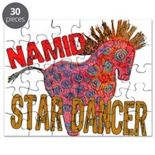 Totem Pony Namid the Star Dancer Puzzle