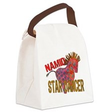 Totem Pony Namid the Star Dancer Canvas Lunch Bag