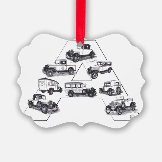 Model A Ford Ornament