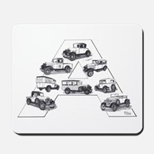 Model A Ford Mousepad