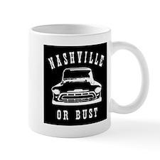 Nashville Or Bust - Small Mugs