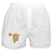 sunshine.png Boxer Shorts
