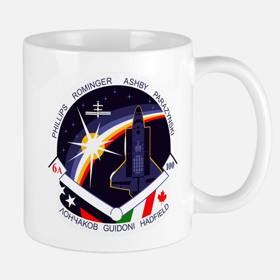 STS-100 Endeavour Mug