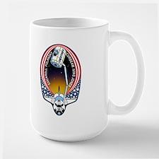 STS-98 Atlantis Large Mug