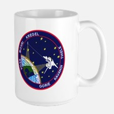 STS-99 Endeavour Large Mug