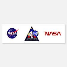 STS-96 Discovery Bumper Bumper Sticker