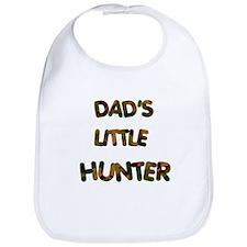 Dads Little Hunter Bib