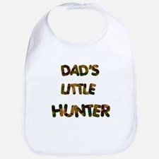 Dads Little Hunter Bib