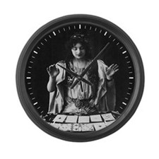 Tarot Large Wall Clock