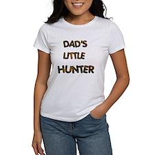 Dads Little Hunter Tee