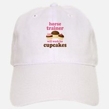 Funny Horse Trainer Baseball Baseball Cap