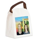 Joes Stone Crab Canvas Lunch Bag