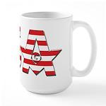 United States Mason Large Mug
