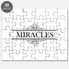Miracles in Calligraphy Puzzle
