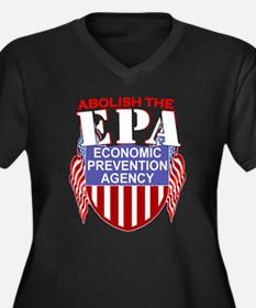 EPA Economic Prevention Plus Size T-Shirt