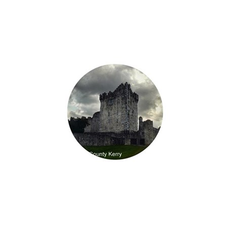 Ross Castle Mini Button