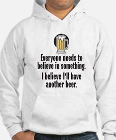 Beer Believe - Jumper Hoody