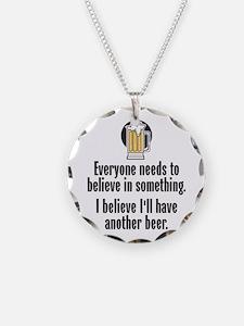 Beer Believe - Necklace