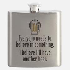 Beer Believe - Flask